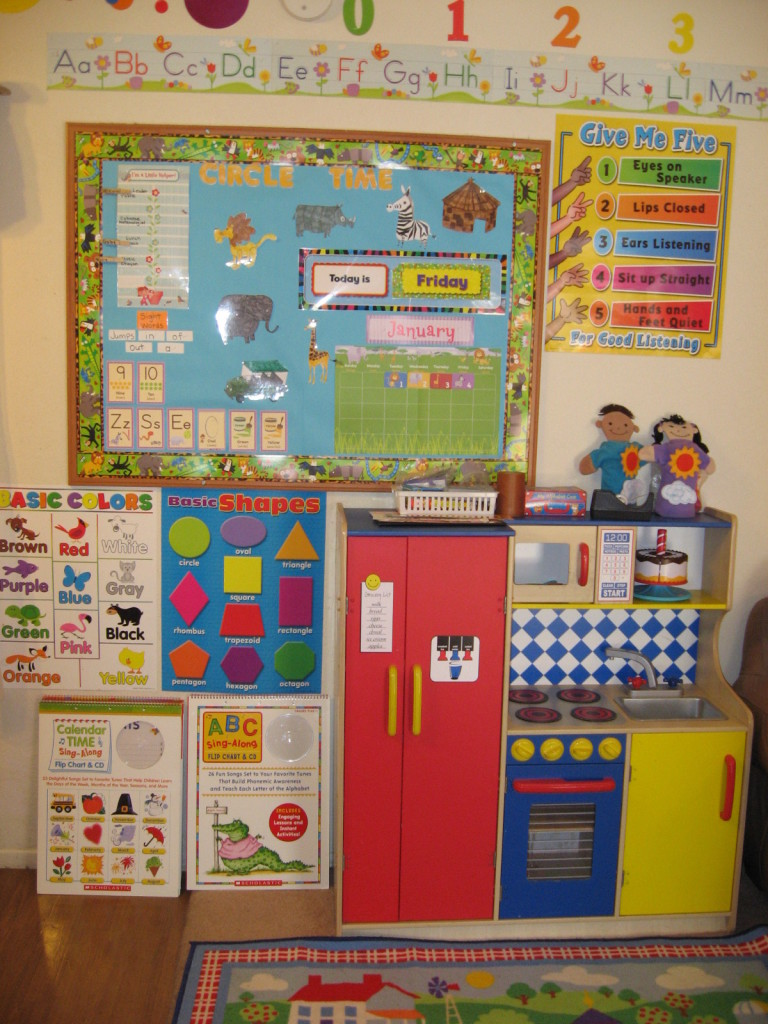 Vpk Classroom Ideas ~ Home daycare call ms vickie
